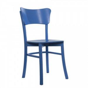 Kelebek Tonet Sandalye - Mavi