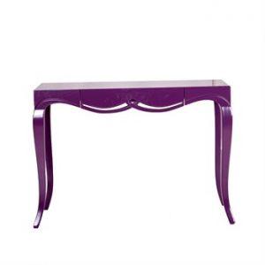3A Mobilya Purple Avandgard Dresuar - Mor